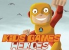 Kids Games Heroes
