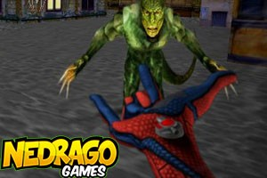 Spiderman – Lizard Clone